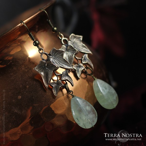 """Boucles d'oreilles """"In the Grove"""""""