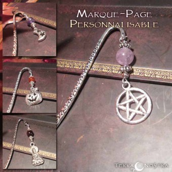 """[A personnaliser] Marque-Page """"Storia"""""""