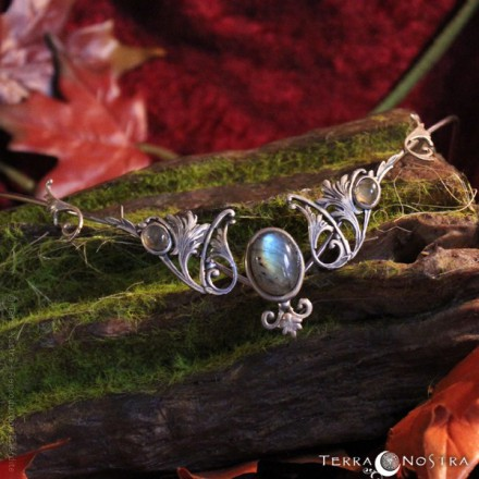 """Ivy's Song"" Diadem"