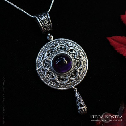 """Pendentif """"The Witch's Sky"""""""