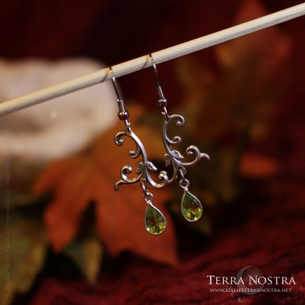 """Iluisa"" Earrings"