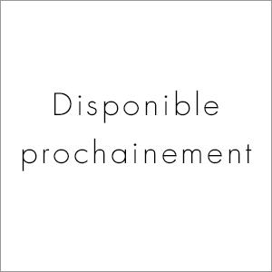Disponible prochainement